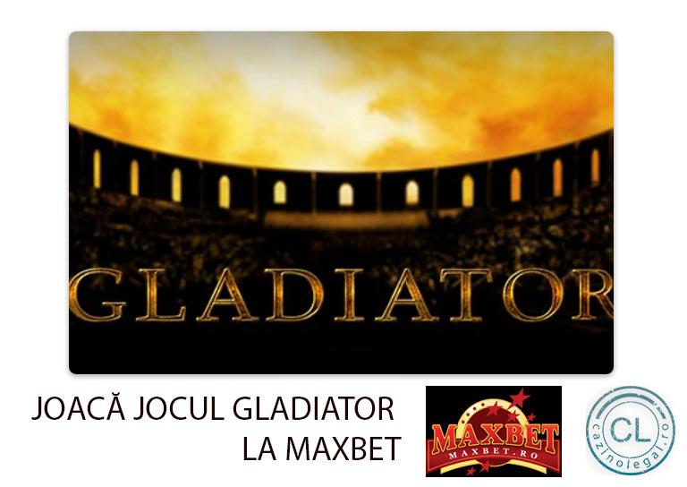 gladiator maxbet