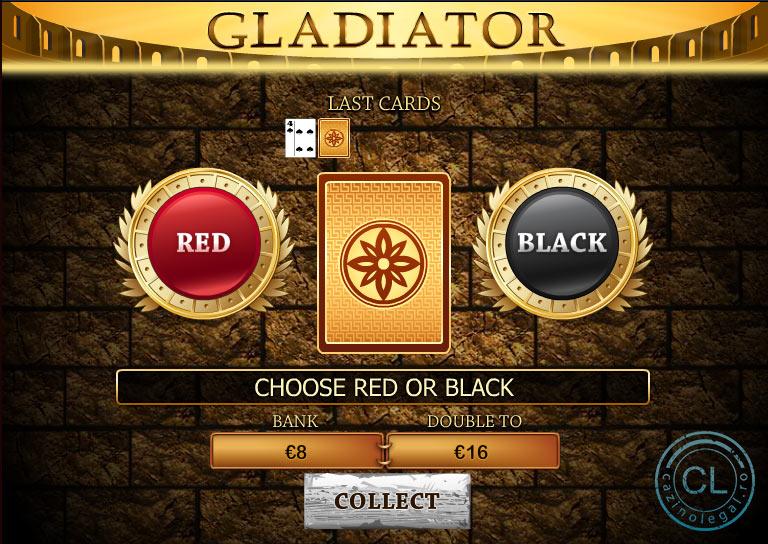 gladiator rosie neagra