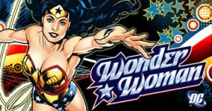 wonder woman slot