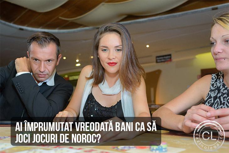 bani ca sa joci jocuri de noroc