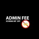 admin fee